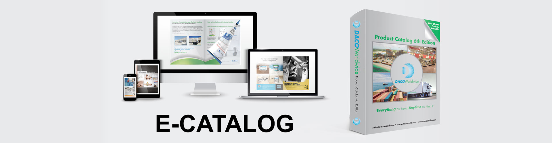 Online Catalog of Bulding, Electrical and Plumbing Materials | Daco ...